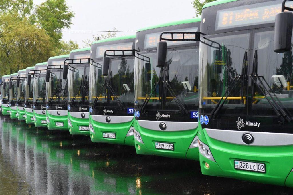 автобусные парки
